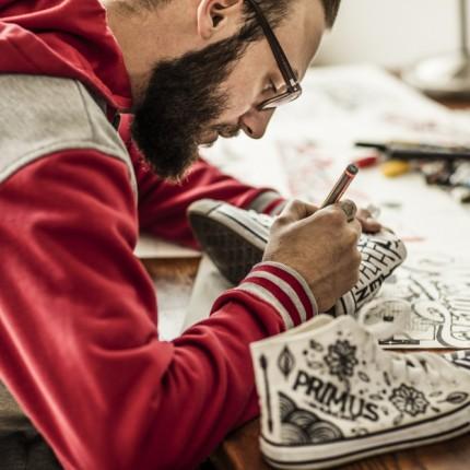 """""""Graffiti is total freedom"""" -  Yvon, Graffiti artist"""