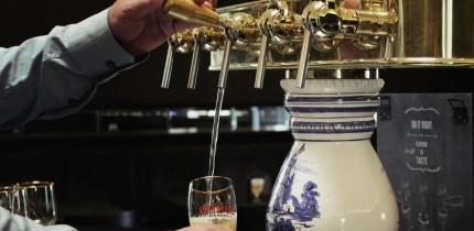 Pour a draught Primus like a pro.